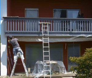 peintre façade la Ciotat